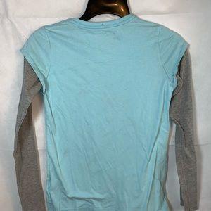 Nike Shirts & Tops - EUC NIKE Youth Girls Xlarge long sleeve shirt